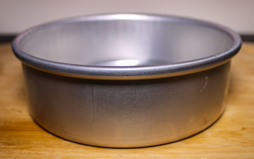Parrish's Magic Line Round 6x2 Inch Cake Pan Review