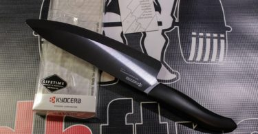Kyocera Revolution Series Professional Chef's Knife Review