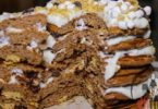 S'mores Protein Pancakes Recipe