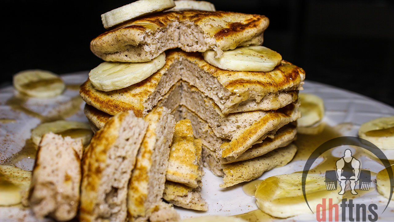 Bodybuilding Protein Pancakes Recipe No Powder Needed