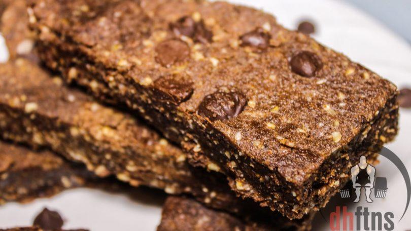 Homemade Protein Energy Bars Recipe