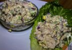 Bodybuilding Tuna Salad Recipe