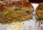 Healthy Fajita Meatloaf Recipe