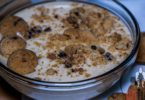 Lower Carb Cookie Protein Pudding Recipe