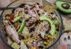 Quick Bodybuilding Chipotle Burrito Bowls Recipe