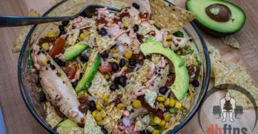 Quick Bodybuilding Chipotle Burrito Bowls Recipe