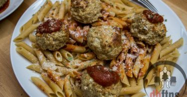 Cheesy Chicken Low Carb Meatballs Recipe