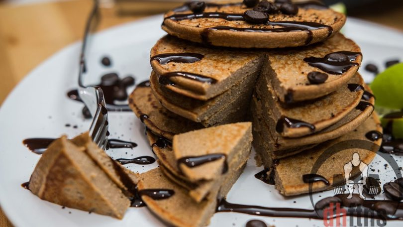 Delicious Coffee Pancakes Recipe