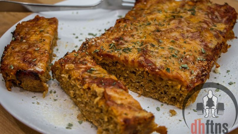 Healthy Meatloaf Parmesan Recipe