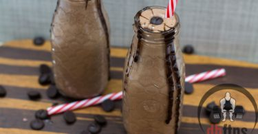 Post-Workout Chocolate Milkshake Recipe