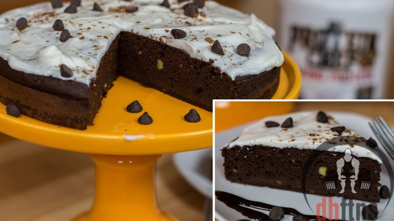 Triple Chocolate Avocado Cake Recipe
