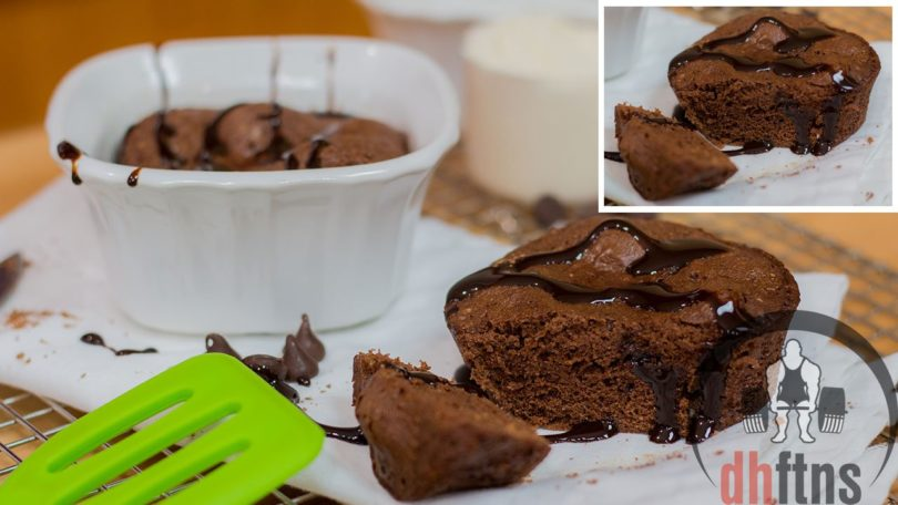 Healthy Microwave Brownies Recipe