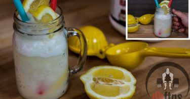 Protein Healthy Lemonade Recipe