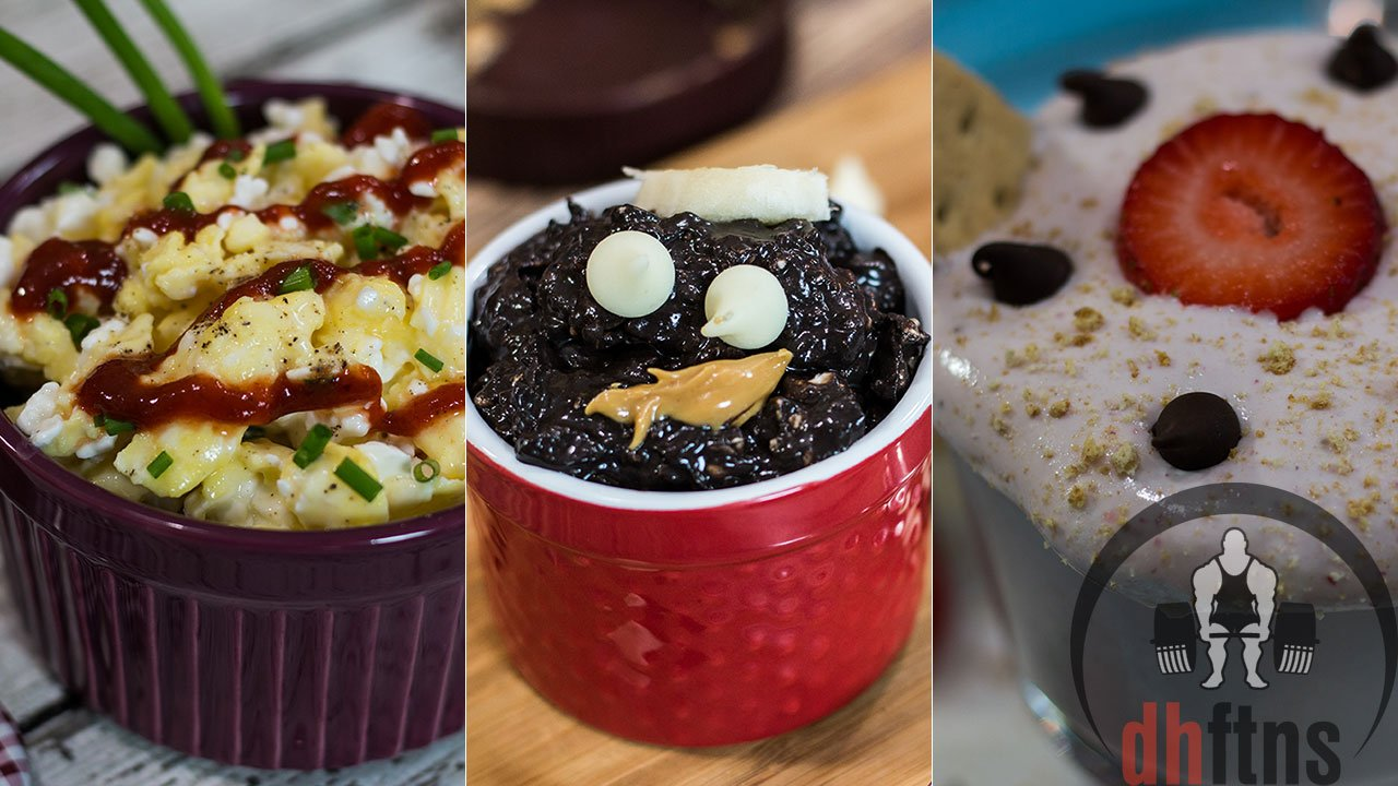 3 Quick Healthy Cottage Cheese Recipes