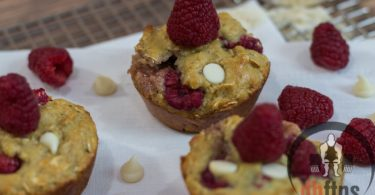 Raspberry Oatmeal Breakfast Bites Recipe