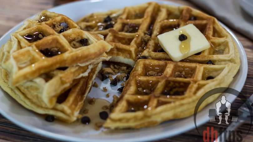 Easy Low Carb Waffles Recipe