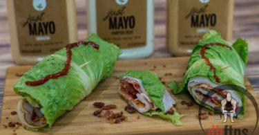 Low Carb Deli Lettuce Wraps Recipe