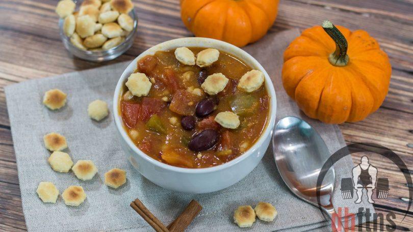 Quick Chicken Pumpkin Chili Recipe