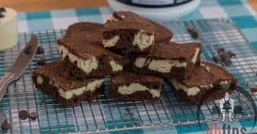 Stuffed Low Carb Brownies Recipe
