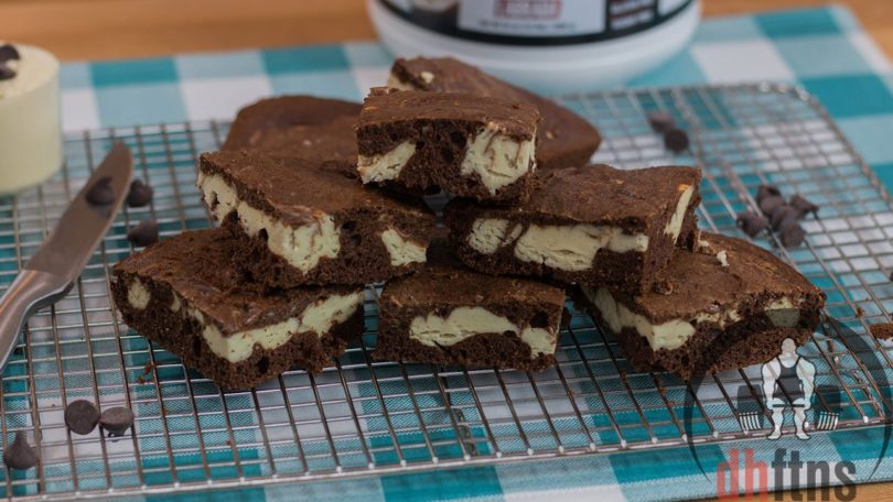 Stuffed Low Carb Brownies Recipe