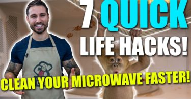 7 More Quick Kitchen Life Hacks