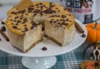 Healthy Pumpkin Cheesecake Recipe