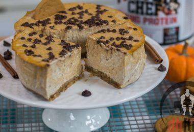 Healthy Pumpkin Cheesecake Recipe