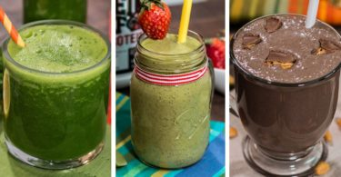 Green Drink Recipes
