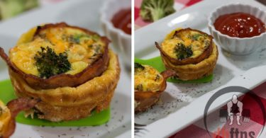 Keto Friendly Low Carb Egg Muffins Recipe