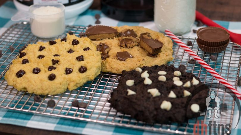 1 Minute Low Carb Cookies Recipe