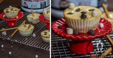 Low Carb Keto Cheesecake Cupcakes Recipe