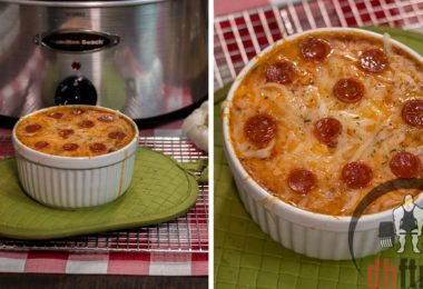 Low Carb Slow Cooker Pizza Chicken Recipe