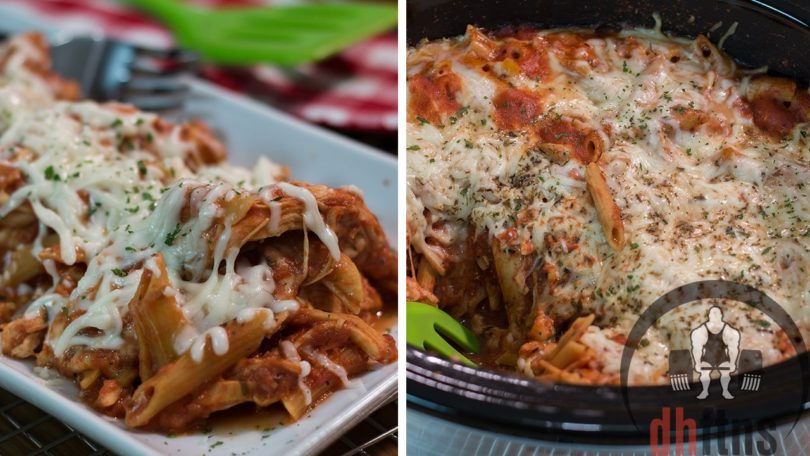 Easy slow cooker chicken parmesan meal prep recipe forumfinder Images