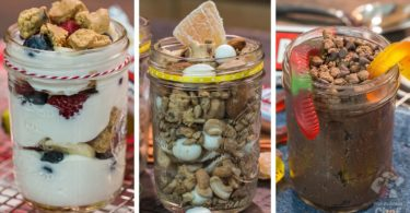 5 Minute Bar Jars Recipe