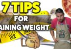 7 Tips For Gaining Muscle