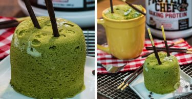 Matcha Green Tea Mug Cake Recipe