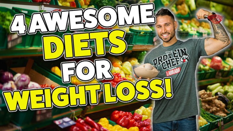 The Best Weight Loss Diets