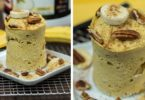 Banana Bread Mug Cake Recipe