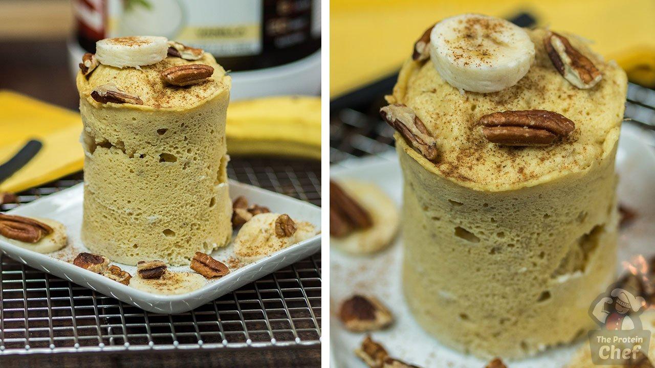 Banana Cake Healthy Chef