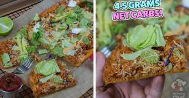 Taco Keto Pizza Recipe
