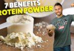 7 Benefits of Protein Powder
