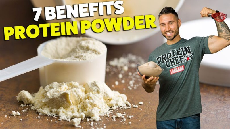 7 Benefits of Protein Powder