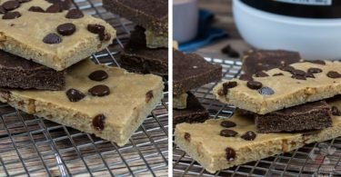 Quick Baked Protein Bars Recipe