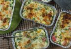 Mini Sweet Potato Quiches Recipe