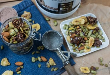 Homemade Protein Trail Mix Recipe