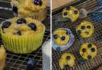 Blueberry Protein Muffins Recipe