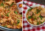 Easy Protein Packed SLOW COOKER Jambalaya Recipe