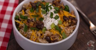 Slow Cooker Burrito Bowls Recipe