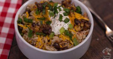 Slow Cooker Burrito Bowls Recipe