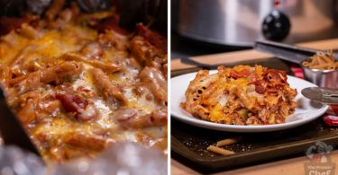 Easy Slow Cooker Pizza Recipe